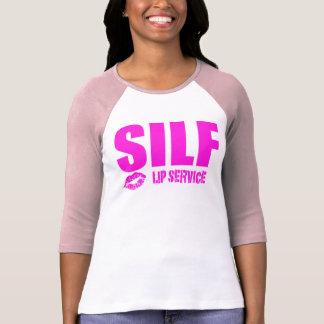 SILF Sissy 3/4 sleeve T-Shirt