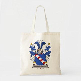 Silfversparre Family Crest Bags