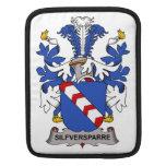 Silfversparre Family Crest iPad Sleeve