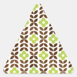 Silhou Triangle Sticker