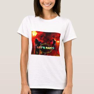 silhouette-78404 silhouette girl movement jump  da T-Shirt