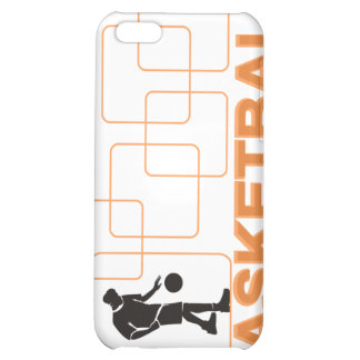 Silhouette Basketball T-shirts and Gifts iPhone 5C Covers