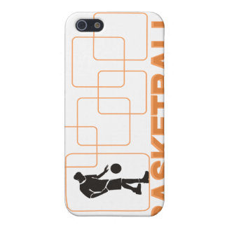 Silhouette Basketball T-shirts and Gifts iPhone 5 Cover