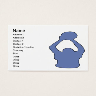 Silhouette Business Card