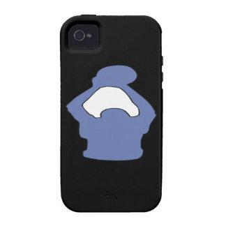 Silhouette Case-Mate iPhone 4 Case