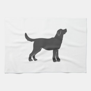 Labrador Retriever Kitchen Hand Towels Zazzle