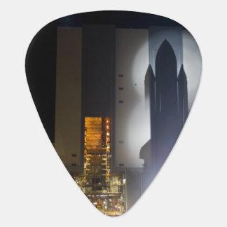 Silhouette Guitar Pick