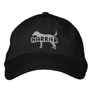 Silhouette Harrier Embroidered Hat