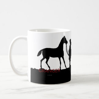 Silhouette: Horse Dealer Coffee Mug