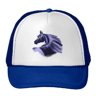 Silhouette Horse Hat