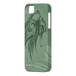 Silhouette Indian Chief Sage iPhone 5 Cover
