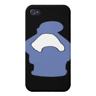 Silhouette iPhone 4/4S Covers