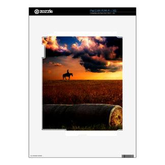 silhouette.jpg iPad 2 calcomanía