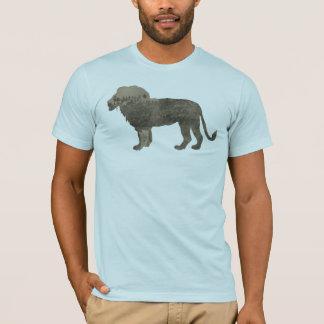 Silhouette Jungle Series Lion T-Shirt