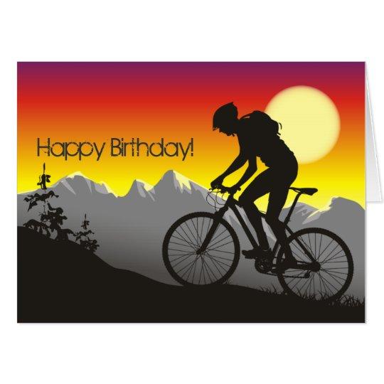 Грузовыми машинами, картинки с днем рождения мужчине с велосипедом