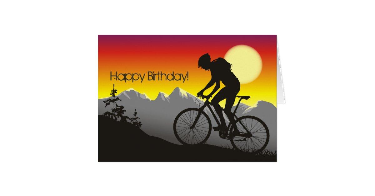 mountain bike birthday