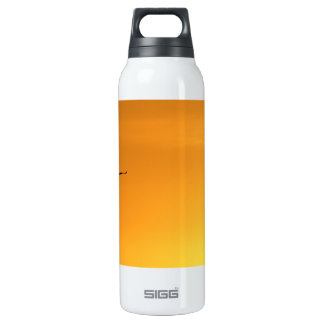 Silhouette of a Bird  Liberty SIGG Thermo 0.5L Insulated Bottle