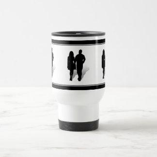 Silhouette of a Couple Mug