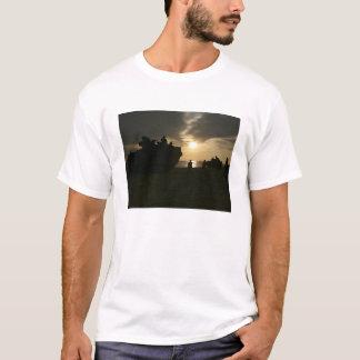 Silhouette of Marines T-Shirt
