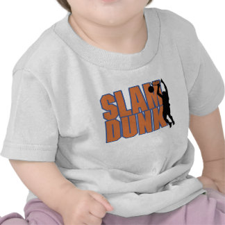 Silhouette Player Slam Dunk Tshirts and Gifts
