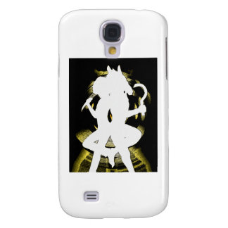 Silhouette Samsung Galaxy S4 Cover