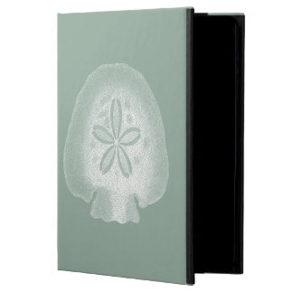 Silhouette Sand Dollar iPad Air Case
