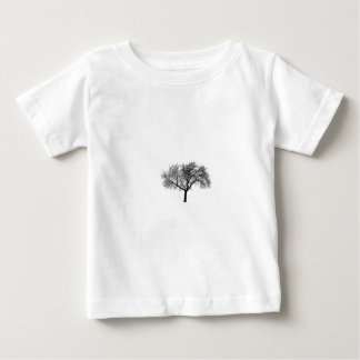 silhouette_tree baby T-Shirt