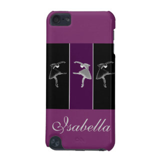 Silhouette Trio Ballet iPod Touch (5th Generation) Case