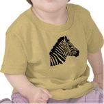 Silhouette Zebra T-shirt