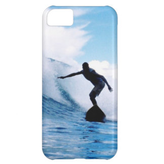 Silhouetted Surfer iPhone 5C Covers