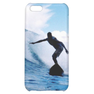Silhouetted Surfer iPhone 4 Case