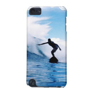 Silhouetted Surfer iTouch Case