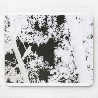 Silhouettes Mouse Pad