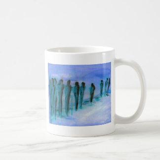 Silhouettes Coffee Mugs