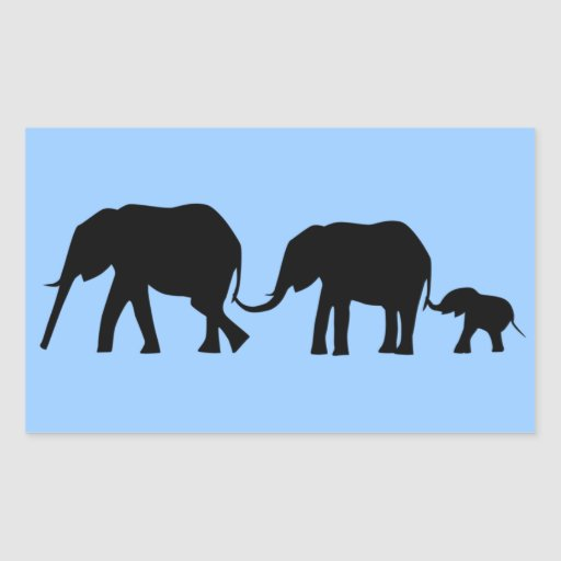 Elephant Silhouette  Baby Boy  Pinterest  Elephant