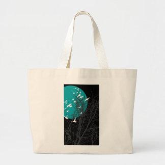 silhouscreen birds bags