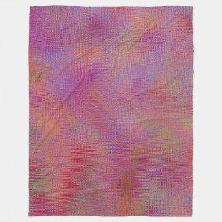 SILICA GARDENS ON VULCAN FOUR FLEECE BLANKET