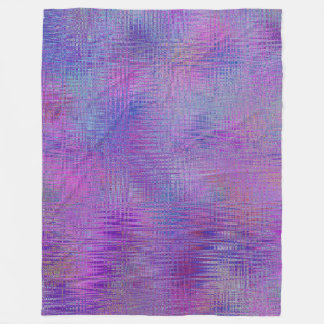 SILICA GARDENS ON VULCAN SEVEN FLEECE BLANKET