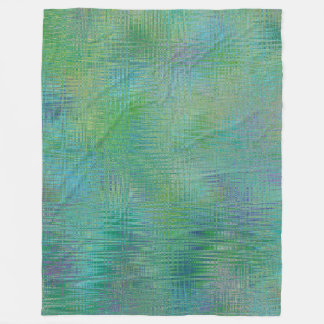 SILICA GARDENS ON VULCAN SIX FLEECE BLANKET