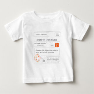 Silicon and Integrated Circuits Baby T-Shirt