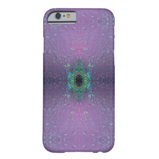 Silicon-based life form - E5 purple Barely There iPhone 6 Case