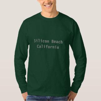 Silicon Beach California Men's Long Sleeve T T-Shirt