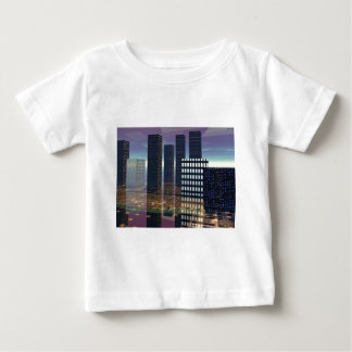 Silicon City Baby T-Shirt