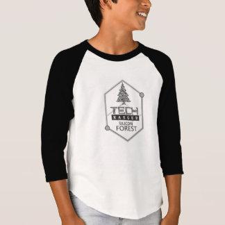 Silicon Forest Ranger Baseball Shirt