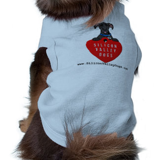 Silicon Valley Dogs Dog Tank Tee