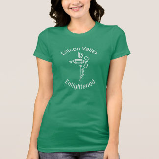 Silicon Valley Enlighted Bella crew neck T-shirt