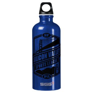 Silicon Valley Sports League Aluminum Water Bottle