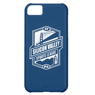Silicon Valley Sports League Case For iPhone 5C