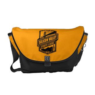 Silicon Valley Sports League Courier Bag