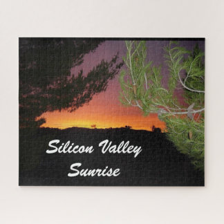 Silicon Valley Sunrise Puzzle